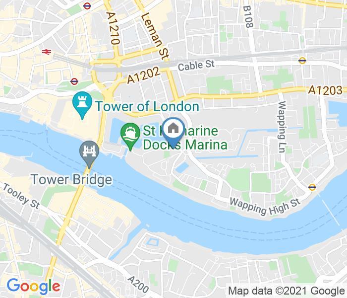 3 Bed Maisonette, London, E1W