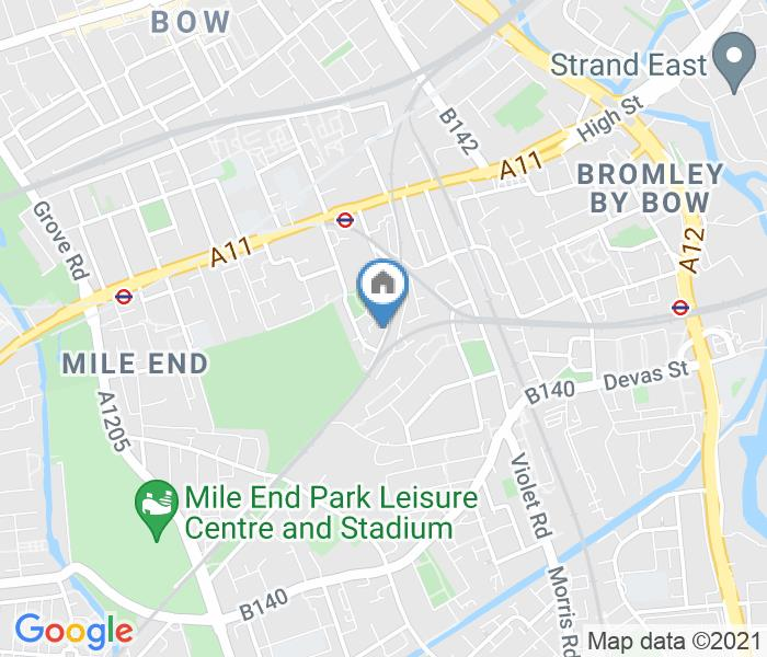 2 Bed Flat, Riley House, E3