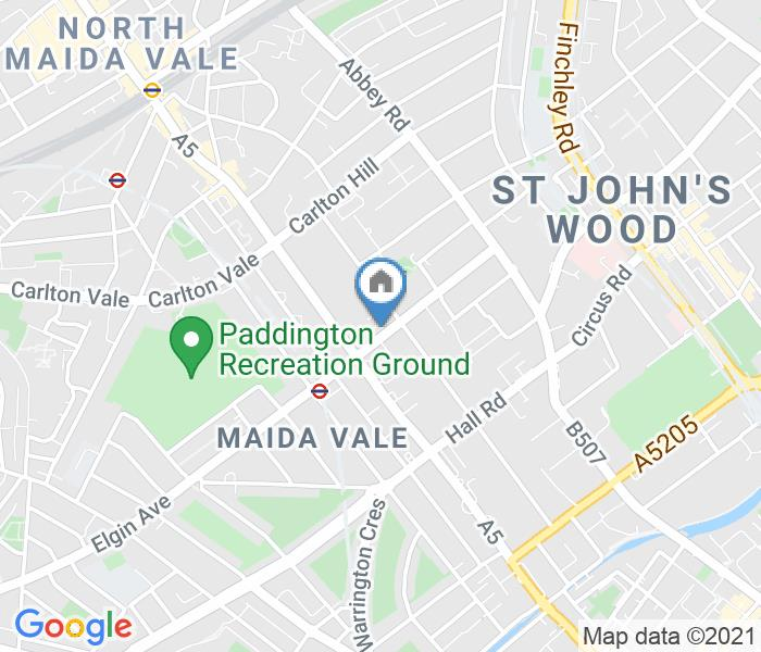 1 Bed Flat, Warner House, NW8