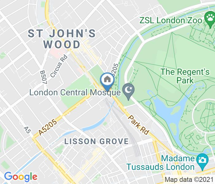 5 Bed Flat, Strathmore Court, NW8