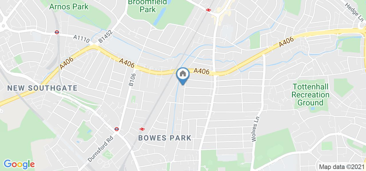 2 Bed Flat, Palmerston Road, N22