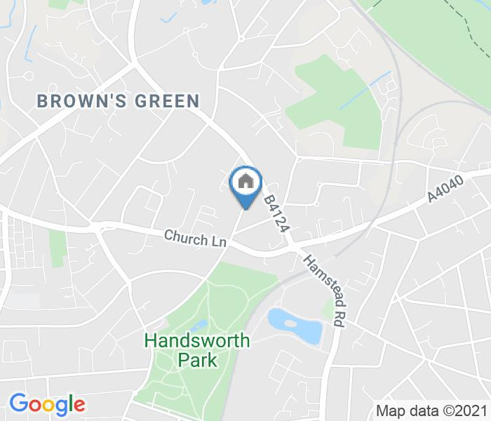 Room in a Shared House, Selborne Road, B20