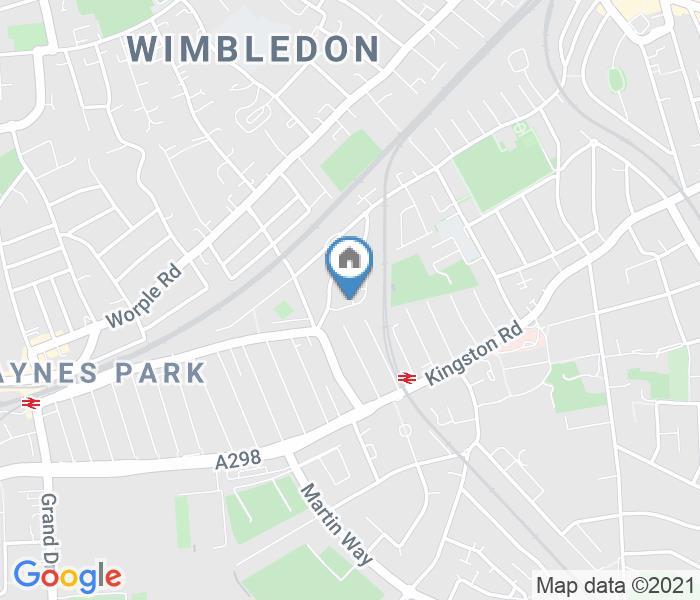 4 Bed Semi-Detached House, Dennis Park Crescent, SW20