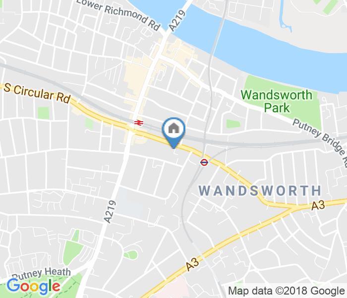 1 Bed Flat, Upper Richmond Road, SW15