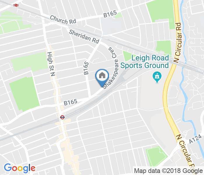 Room in a Shared House, Shakespeare Crescent, E12