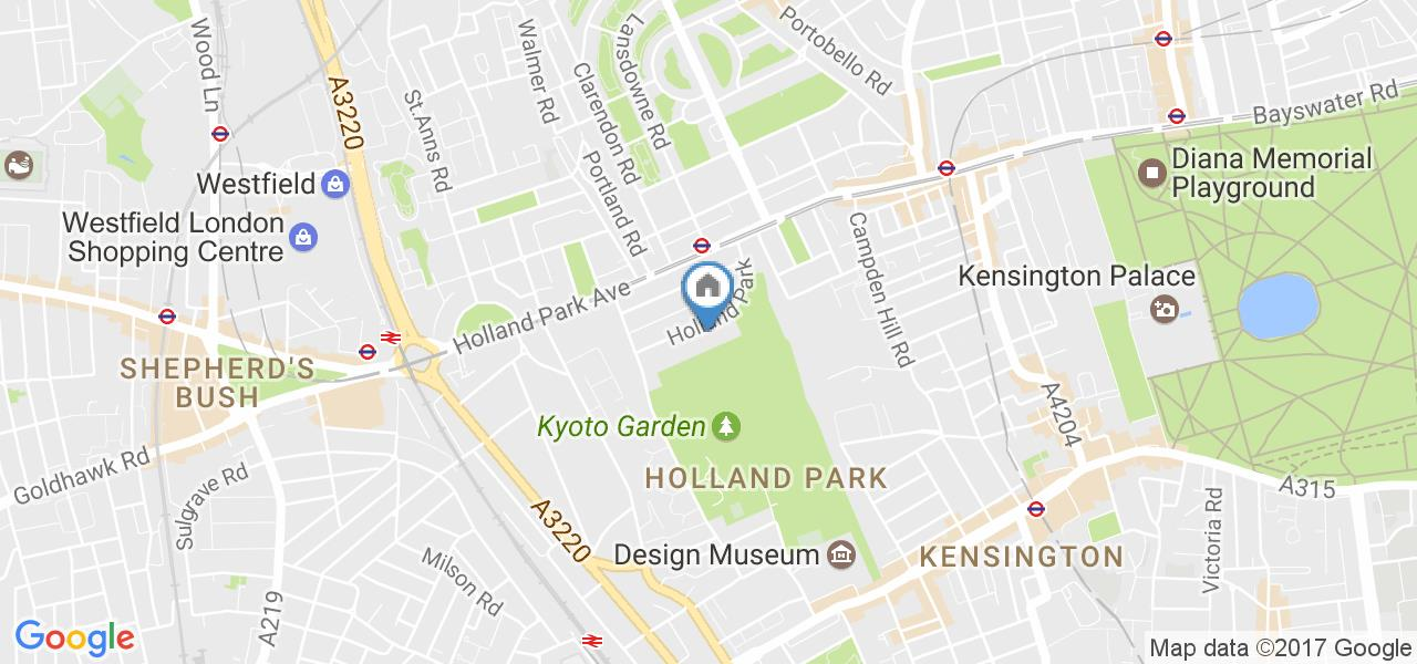 2 Bed Flat, Royal Crescent, W11
