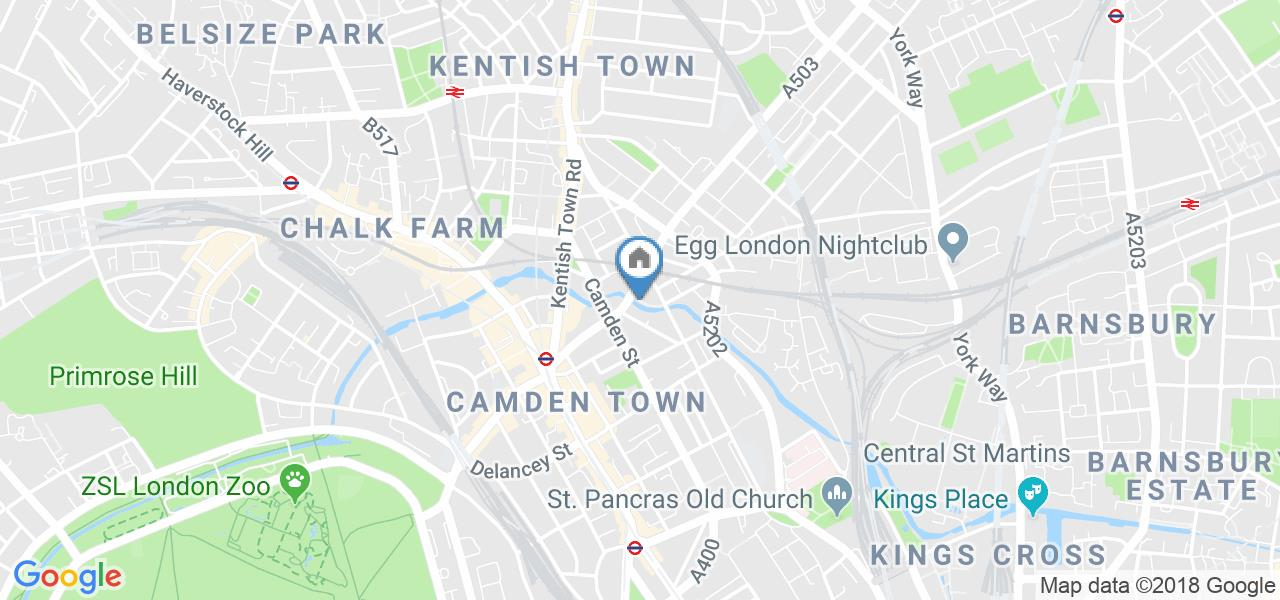 2 Bed Flat, Highstone Mansions, NW1