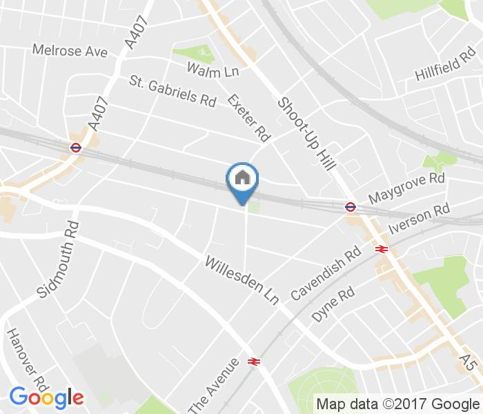 2 Bed Flat, Chatsworth Road, NW2