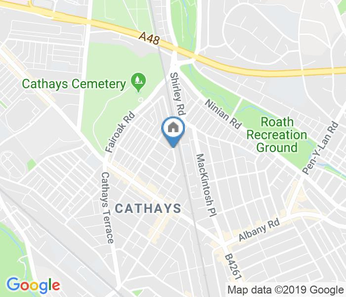 Room in a Shared Flat, Cathays, CF24