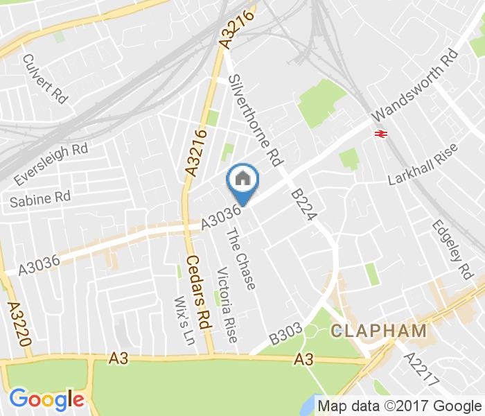 1 Bed Flat, Wandsworth Road, SW8