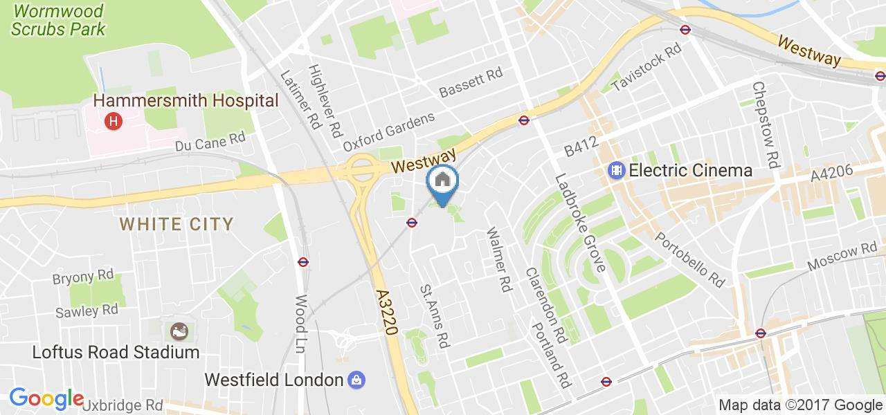 2 Bed Flat, Grenfell Tower, W11
