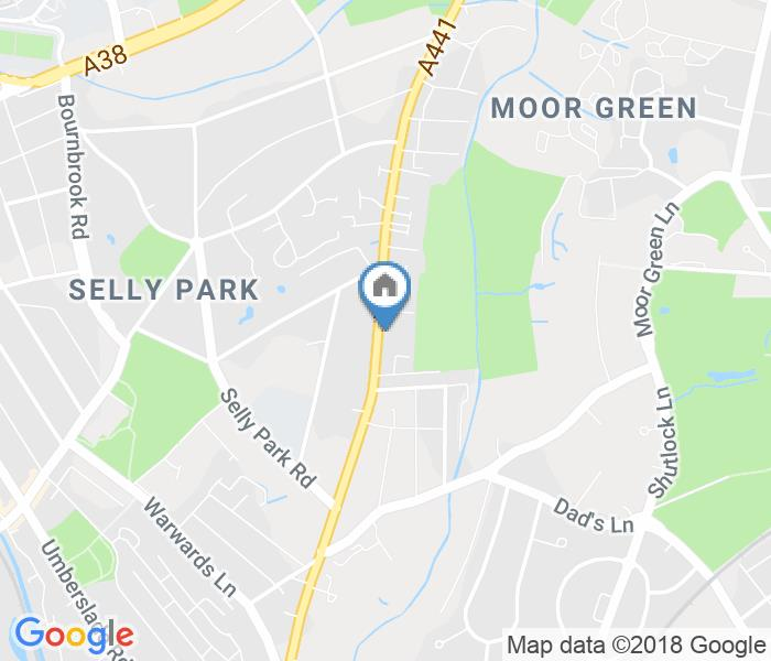 Room in a Shared House, Pershore Road, B29