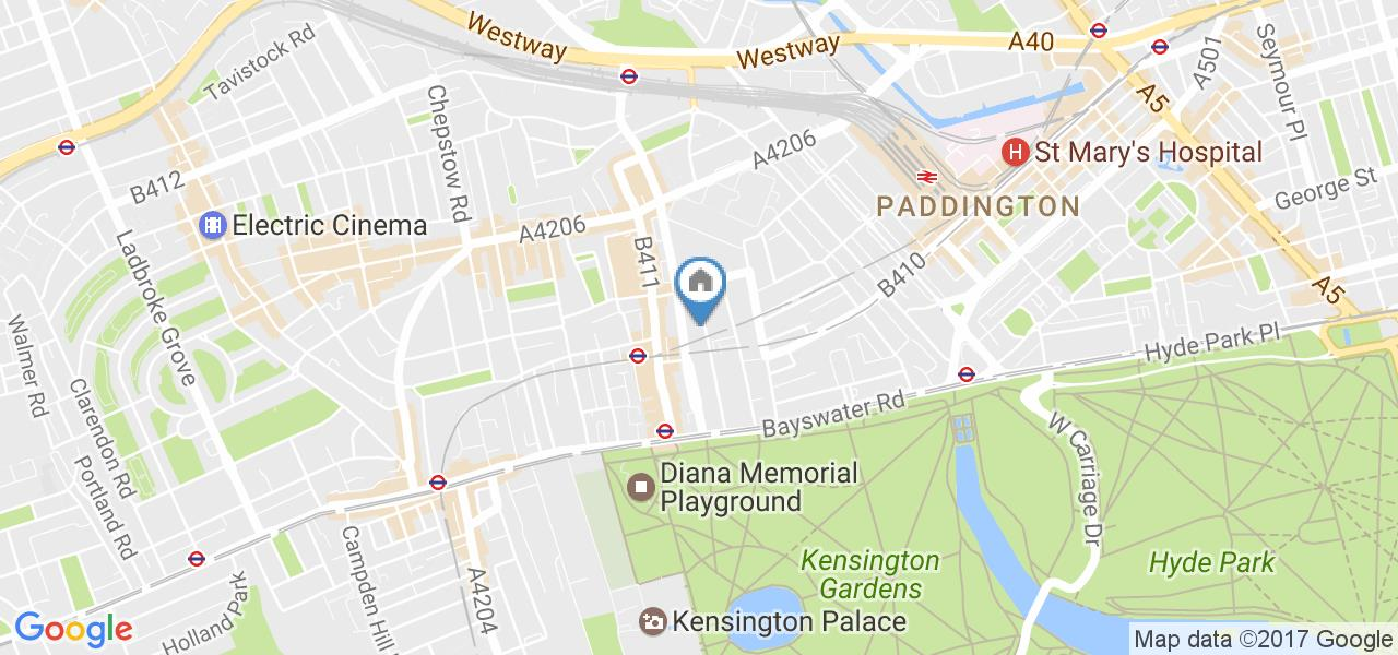 1 Bed Flat, Queensborough Terrace, W2