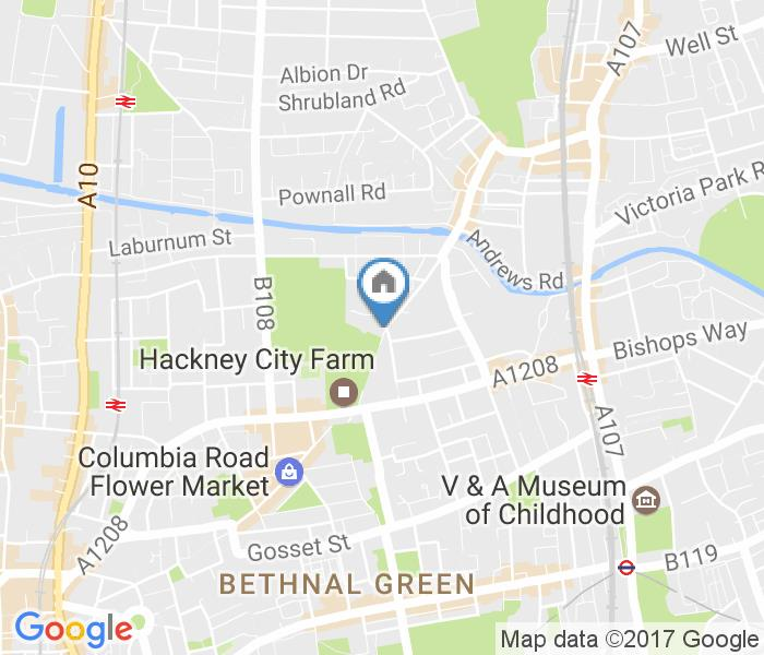 1 Bed Flat, Goldsmiths Row, E2