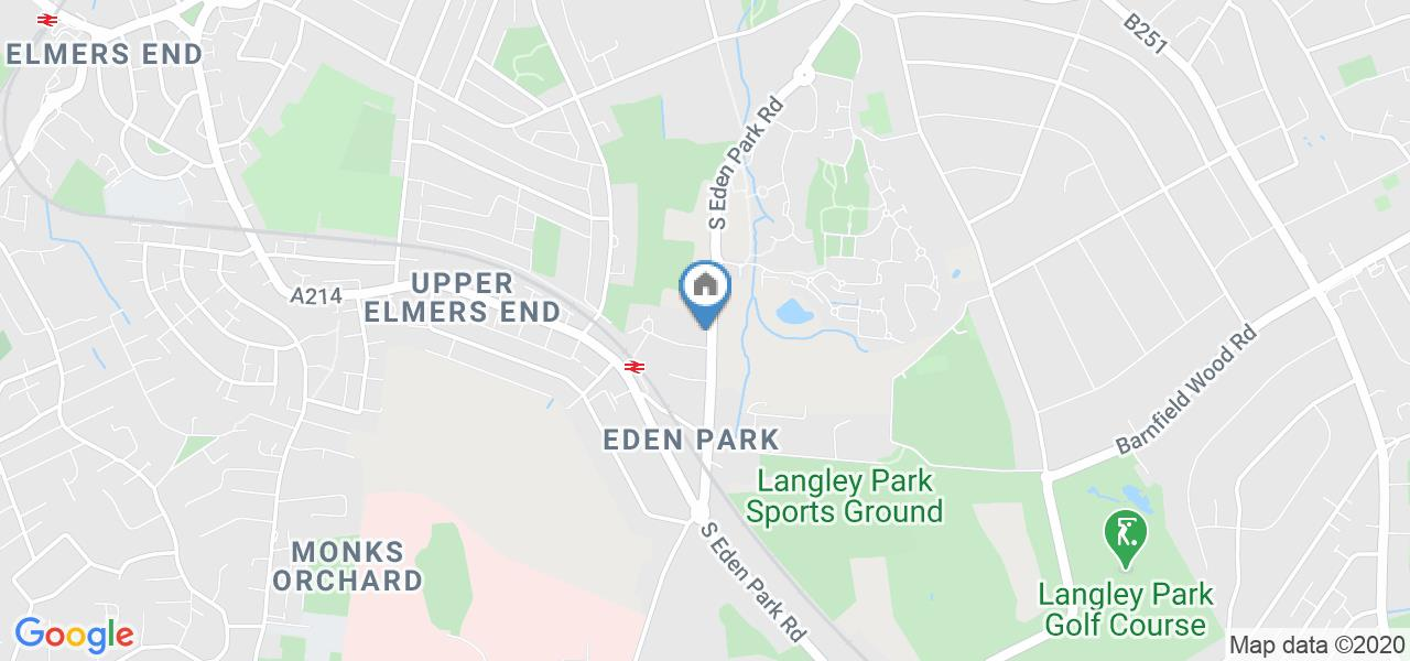 5 Bed Detached House, South Eden Park Road, BR3
