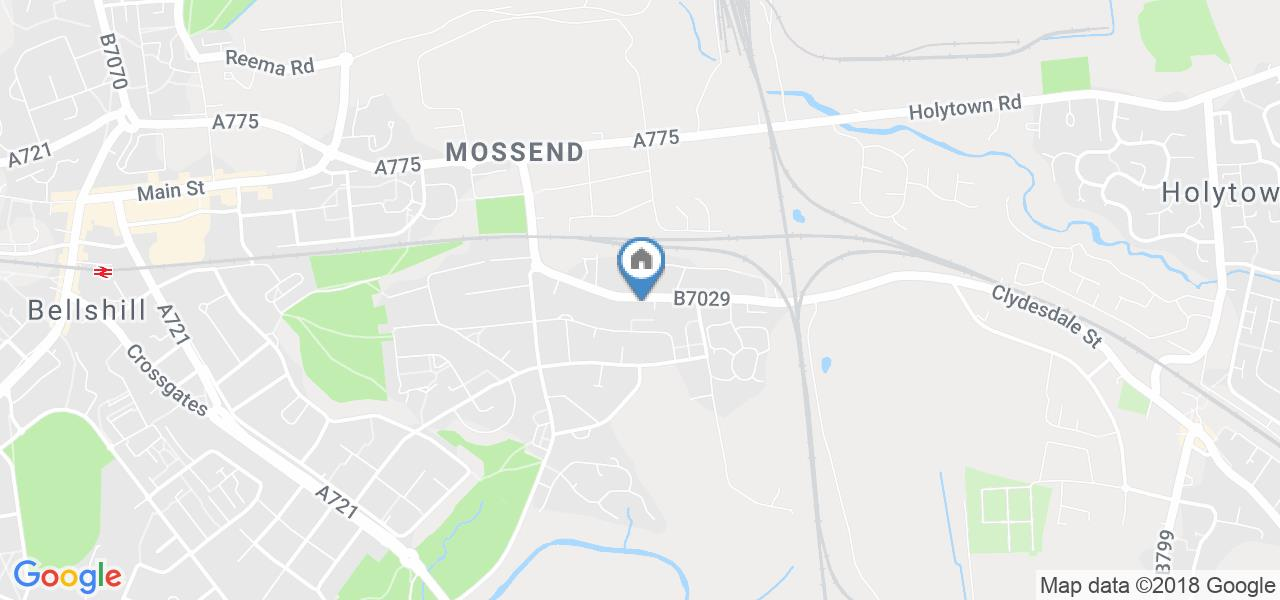 1 Bed Flat, Mossend, ML4