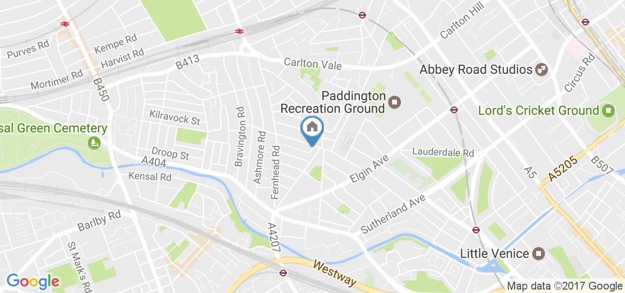 1 Bed Flat, Shirland Rd, W9