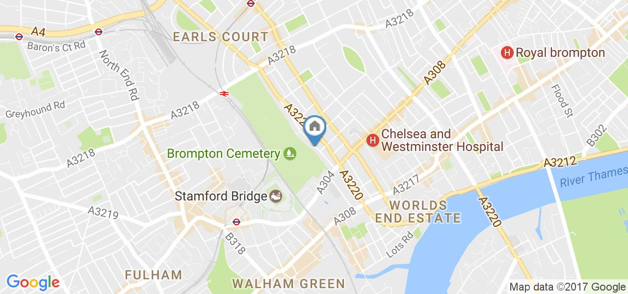 1 Bed Flat, Ifield Road, SW10