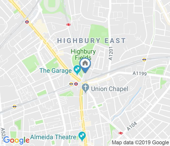 2 Bed Flat, Highbury Place, N5