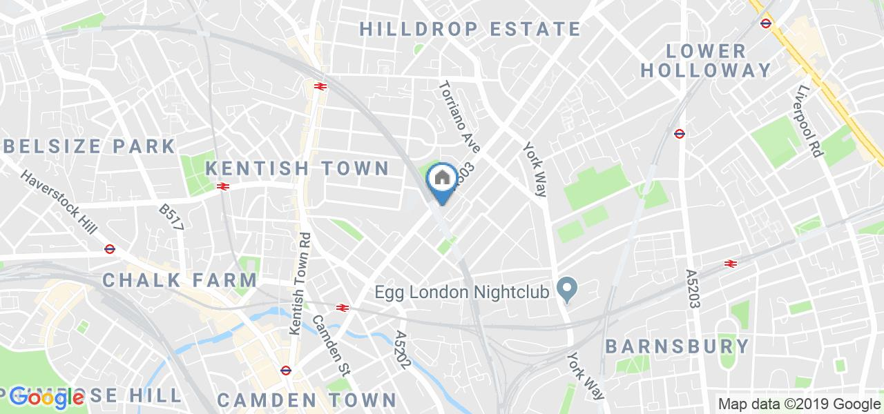 2 Bed Flat, Camden Road, NW1