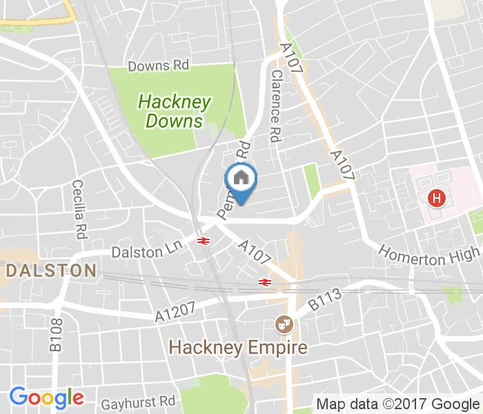 1 Bed Flat, Atkins Square, E8