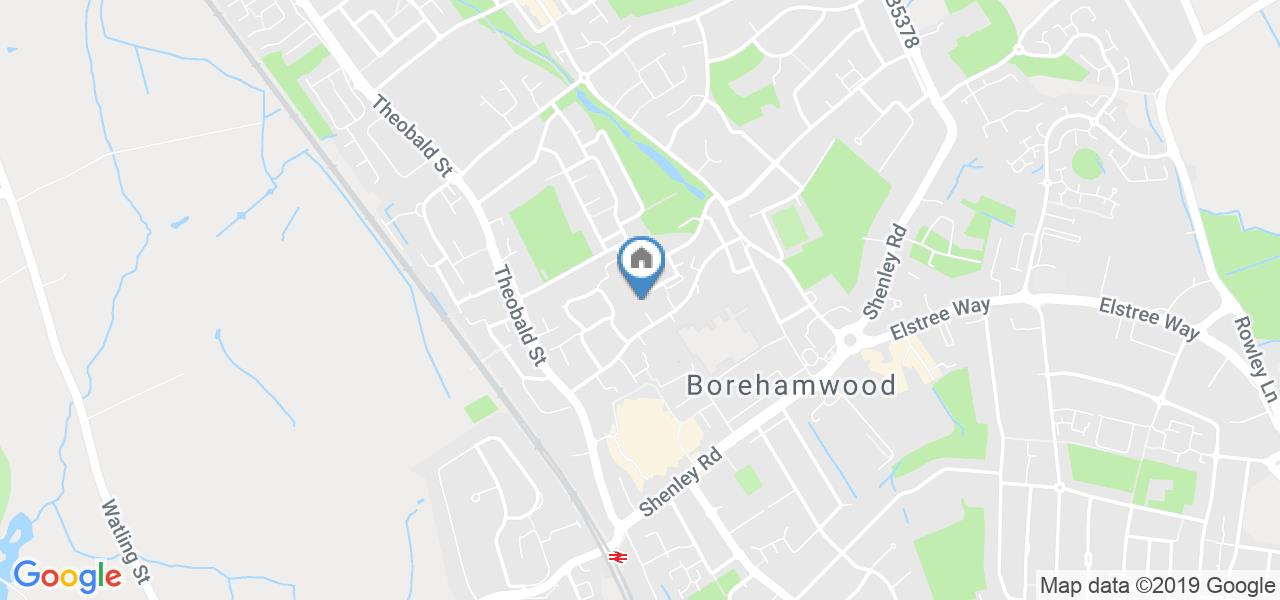 Room in a Shared House, Barton Way, WD6