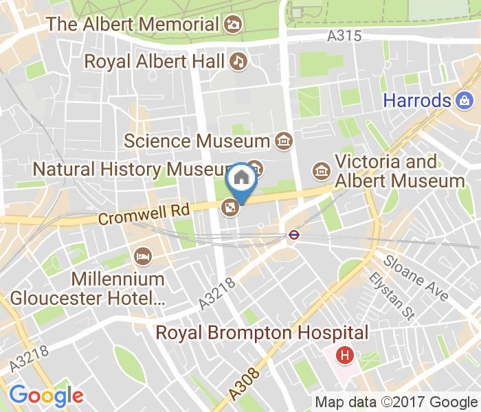 2 Bed Flat, Cromwell Road, SW7