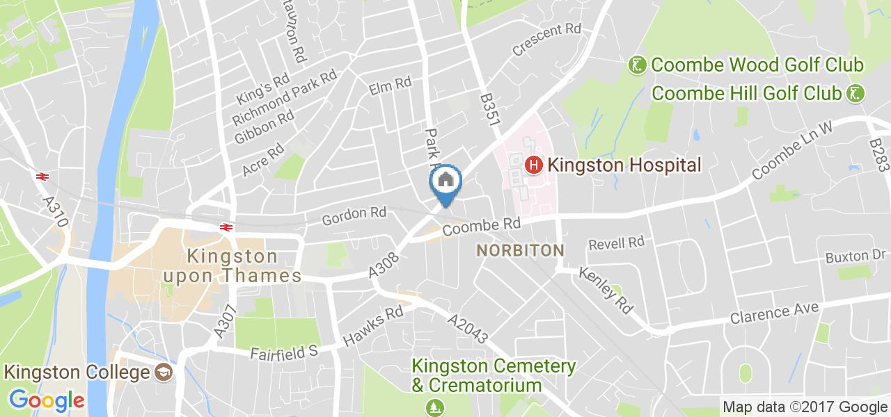 2 Bed Flat, Kingston, KT2