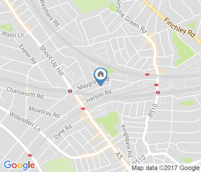 2 Bed Flat, Loveridge Road, NW6
