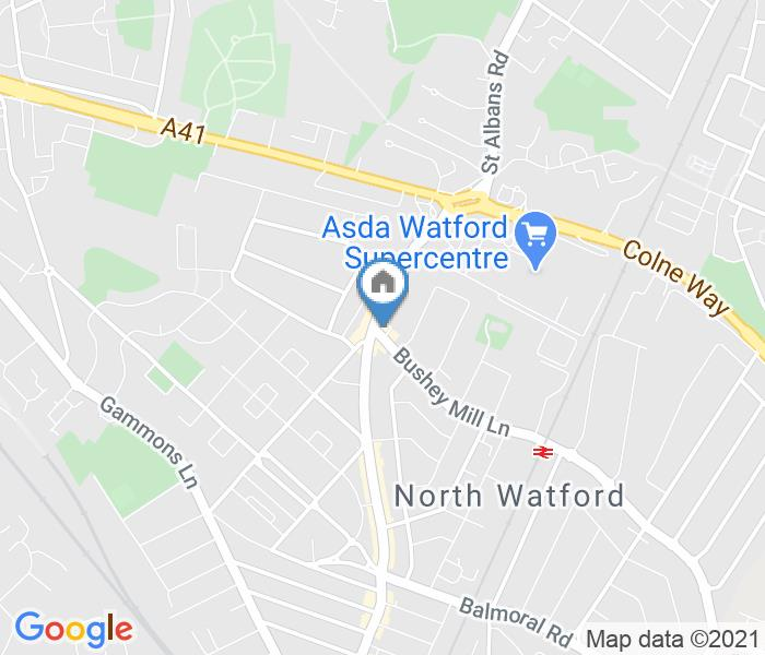 3 Bed Flat, St Albans Rd, WD24