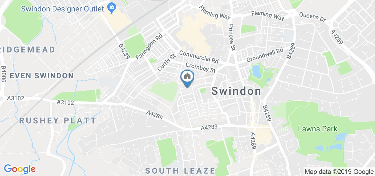 Room in a Shared House, Stafford Street, SN1