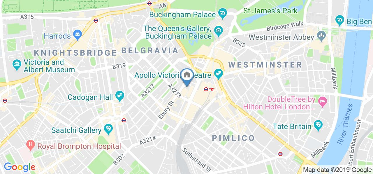 Room in a Shared Flat, Ebury Street, SW1W