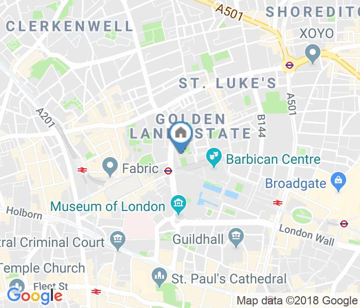 1 Bed Flat, Barbican, EC2Y