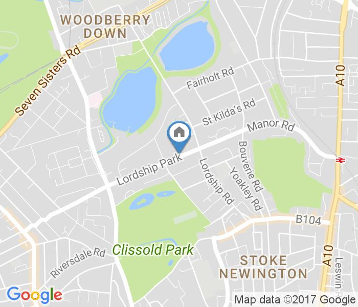 1 Bed Flat, Lordship Park, N16