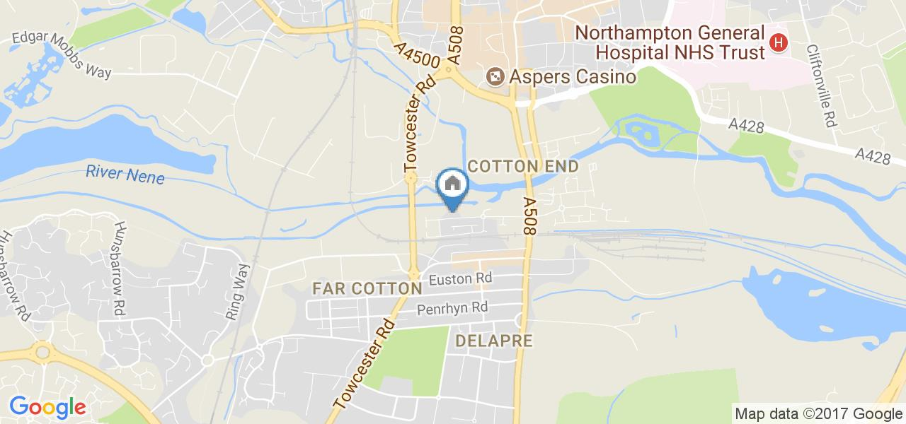 2 Bed Flat, West Cotton Close, NN4