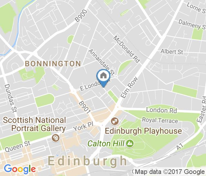 1 Bed Flat, Gayfield Square, EH1