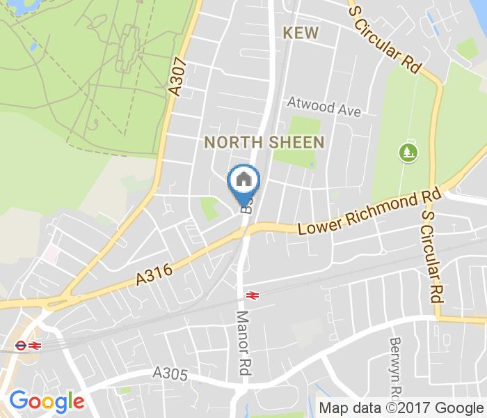 3 Bed Terraced House, Raleigh Road, TW9