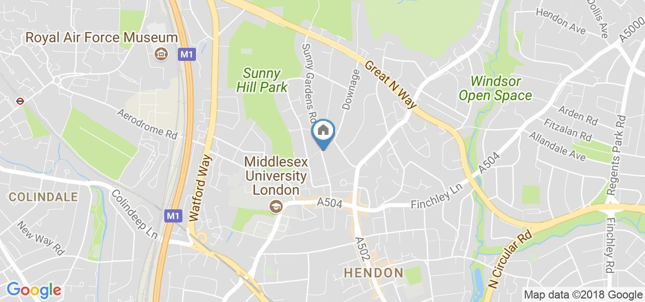 1 Bed Flat, Hendon, NW4