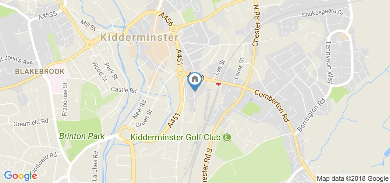 Room in a Shared Flat, Kidderminster, DY10