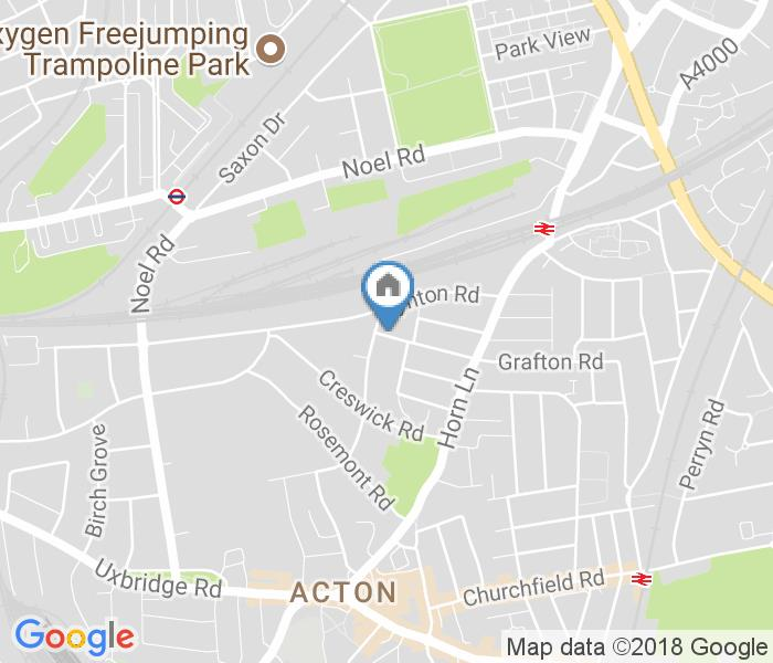1 Bed Flat, Hereford Road, W3
