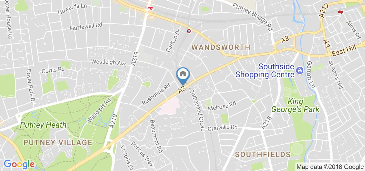 2 Bed Flat, West Hill, SW15