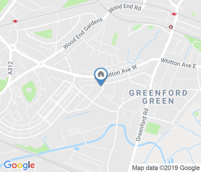 3 Bed Terraced House, Wadham Gardens, UB6