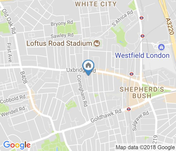 3 Bed Maisonette, Hetley Road, W12