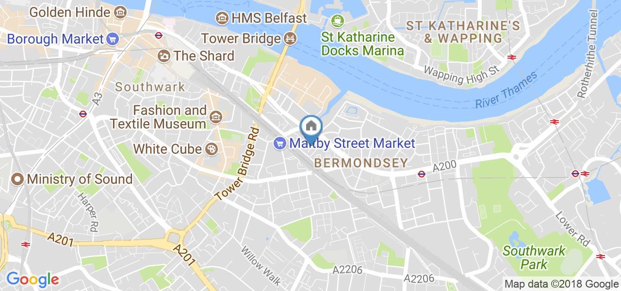 1 Bed Flat, Druid Street, SE1