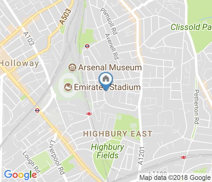 2 Bed Flat, Highbury Hill, N5