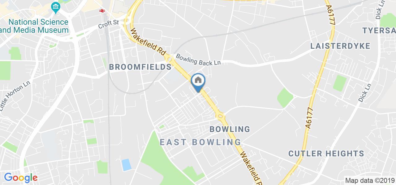 1 Bed Flat, Bradford, BD4