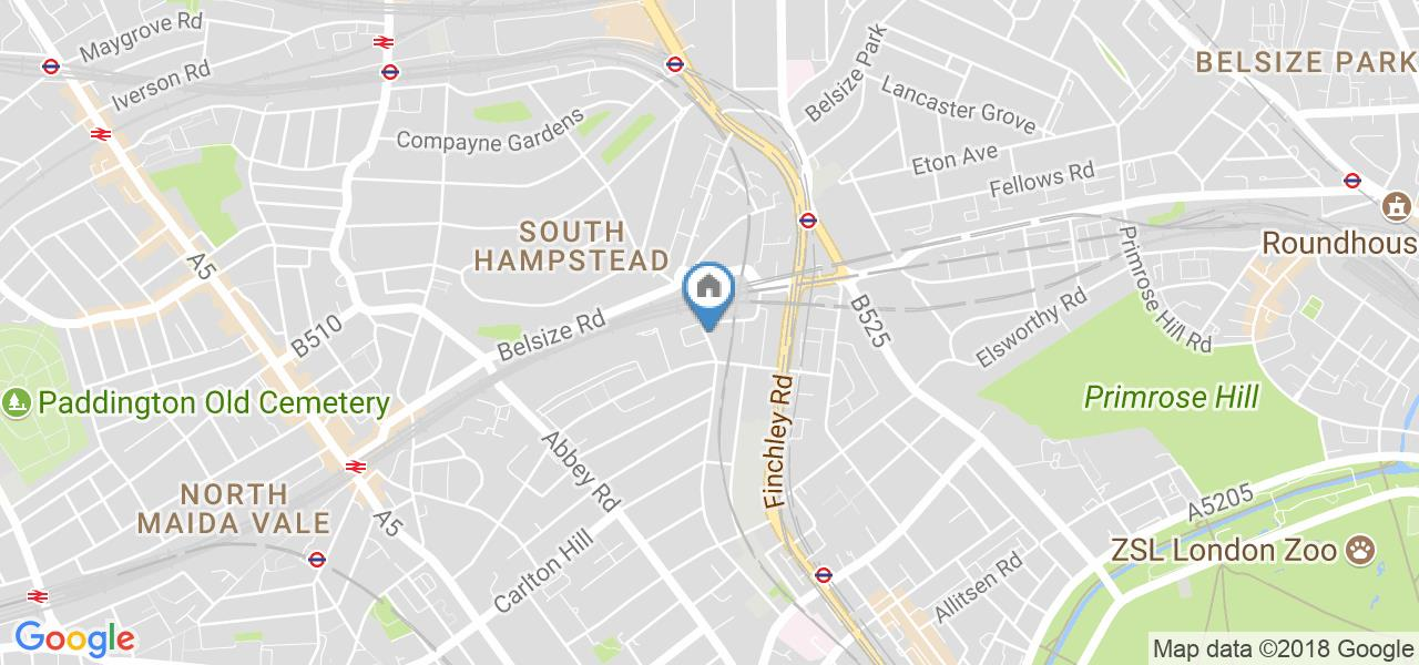 1 Bed Flat, All Souls, NW8