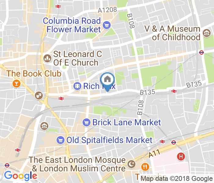 2 Bed Flat, Cheshire Street, E2