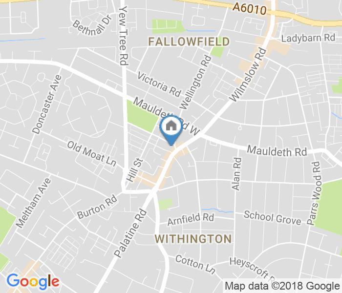 2 Bed Flat, Wellington Road, M20