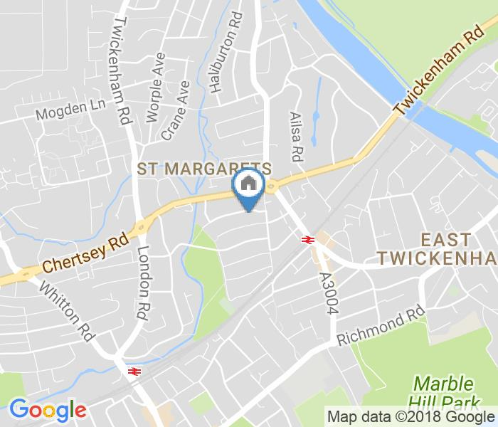 2 Bed Terraced House, St. Margarets Grove, TW1